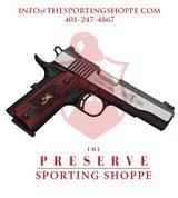 Browning 1911-. 380 ACP Black Label Medallion Pro Handgun