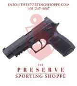 """Sig Sauer P320 M17 Bravo 9mm 4.7"""" Handgun"""