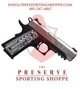 Browning 1911- .380 ACP Black Label Pro Handgun