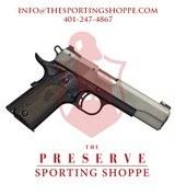 Browning 1911 - .22 LR Black Lite Handgun