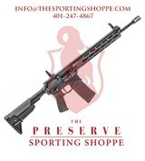 Springfield Armory Saint Edge 5.56/223 Semi-Auto Rifle