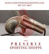 Pre-Owned - Remington Double Derringer .41 Rimfire Handgun OBO