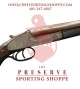 Pre-Owned - Royal Alex R. Henry Double-Barreled 450 NE Rifle - 1 of 10