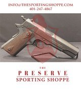 Pre-Owned - Colt 1911 .45 ACP WWI Handgun - 1 of 9