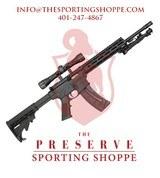 Smith & Wesson M&P15-.22 LR Sport II Promo Kit w/ Riflescope
