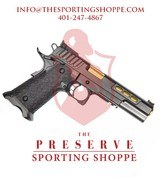 STI DVC-3 9MM SAAMI Black Handgun