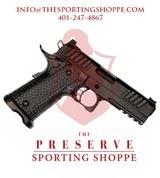 "STI Staccato-Professional 4.0"" 9MM Semi Handgun"