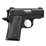 Kimber Micro .380 ACP Black Handgun - 2 of 3