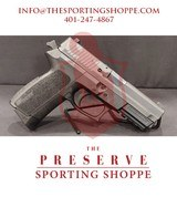 Pre-Owned - Sig Sauer SP2022 Nitron Full-Size 9mm Handgun - 1 of 8