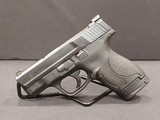 Pre-Owned - Smith & Wesson M&P40 Shield .40S&W NTS Handgun - 3 of 7