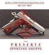 Pre-Owned - Kimber Pro CDP II 9mm Night Sights Handgun - 1 of 9