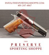 Pre-Owned - Colt 1911 Classic Gold Cup .45 ACP Handgun (RARE)