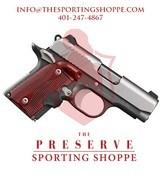 Kimber Micro CDP Laser 9mm Handgun w/ Night Sights - 1 of 4