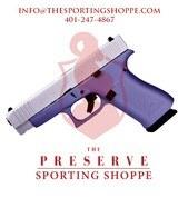 """Glock G48 9MM Lavender 4"""" Handgun"""