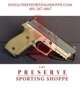 "Pre-Owned - Sig Sauer P229 Combat 9mm 3.9"" Handgun - 1 of 10"