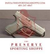 """Pre-Owned - Glock G42 Gen4 .380 ACP 3.25"""" Handgun"""