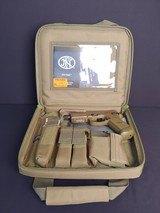 "Pre-Owned - FN FNX-45 ACP Tactical FDE 5.3"" Handgun - 2 of 9"