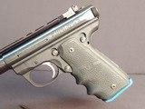 Pre-Owned - Ruger 22/45 Mark III Target .22LR Handgun - 3 of 14