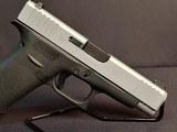 "Pre-Owned - Glock G48 Gen 5 Silver-Back 9mm 4.17"" Handgun - 7 of 14"