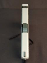 "Pre-Owned - Glock G48 Gen 5 Silver-Back 9mm 4.17"" Handgun - 11 of 14"