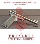 "Pre-Owned - Ruger 22/45 Target Mark III .22 LR 5.5"" Handgun"