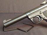 "Pre-Owned - Ruger 22/45 Target Mark III .22 LR 5.5"" Handgun - 4 of 12"