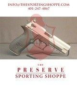 """Pre-Owned - Sig Sauer Mosquito .22 LR Two Tone 4"""" Handgun"""