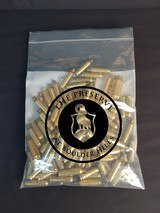 Once Fired Brass - 6.5 Creedmoor 100 Rounds