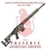 """Ruger Precision 6.5 Creedmoor 24"""" Camo Rifle"""