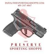 "Springfield HELLCAT 9mm Semi Auto 3"" Handgun"