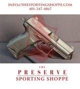 "Pre-Owned - HK P2000 9mm Compact 3.5"" Handgun"