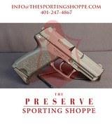 "Pre-Owned Heckler & Koch USP 9mm Compact 3.5"" Handgun"
