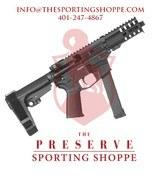 "CMMG Banshee 300 MkGs 9mm Luger AR-15 5"" Pistol"