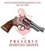 Smith & Wesson 29 Engraved 44 Magnum 4? Revolver