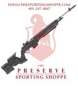 "Springfield Armory M1A 6.5 Creedmoor Precision 22"" Rifle"