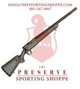 """Christensen Burnt Bronze Ridgeline 6.5 Creedmoor 20"""" Rifle"""