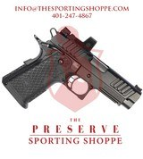 """STI 2011 Staccato-C² DUO Carry 9mm 3.9"""" Handgun (OPTIC NOT INCLUDED)"""