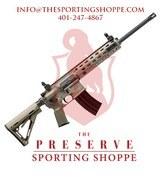 "Heckler & Koch MR556-A1 5.56/.223, 16.5"" FDE Rifle"