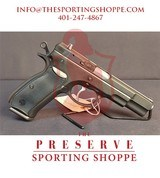 Pre-Owned - CZ 75b 9mm Semi-Automatic Handgun