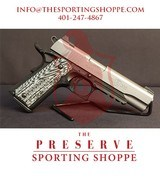 Pre-Owned - Browning 1911 Black Label Pro Single-Action .380 ACP Handgun
