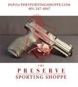 Pre-Owned - H&K VP40 SA/DA .40S&W Handgun