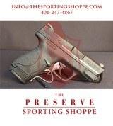 Pre-Owned -S&W M&P 40 Shield Semi-Automatic Handgun