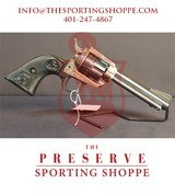 Pre-Owned - Colt New Frontier Single-Action .22LR Revolver