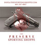 Pre-Owned - CZ 75B 9mm Handgun w/ .22 LR Conversion Kit