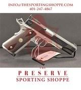 Pre-Owned - Wilson Combat Classic Supergrade .45ACP Handgun (Never Fired)