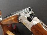 Pre-Owned - Beretta 682 12 Gauge 2 Barrel Shotgun Set - 12 of 18