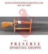 Pre-Owned - Beretta 682 12 Gauge 2 Barrel Shotgun Set - 1 of 18