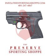 "Smith & Wesson M&P9 Shield M2 3"" 9mm Handgun"