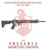 "Spike's Spartan 16"" 5.56NATO/.223 Semi-Automatic Rifle"