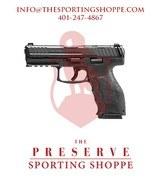 """Heckler & Koch VP9 (OR) 4"""" 9mm Handgun"""